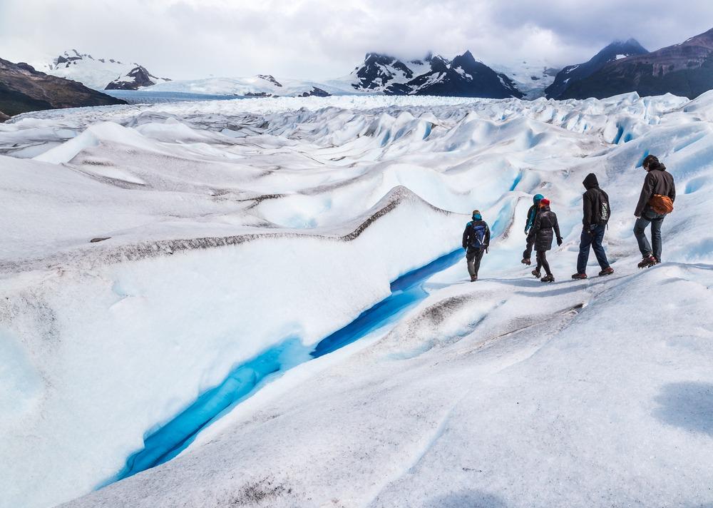lodowiec perito moreno