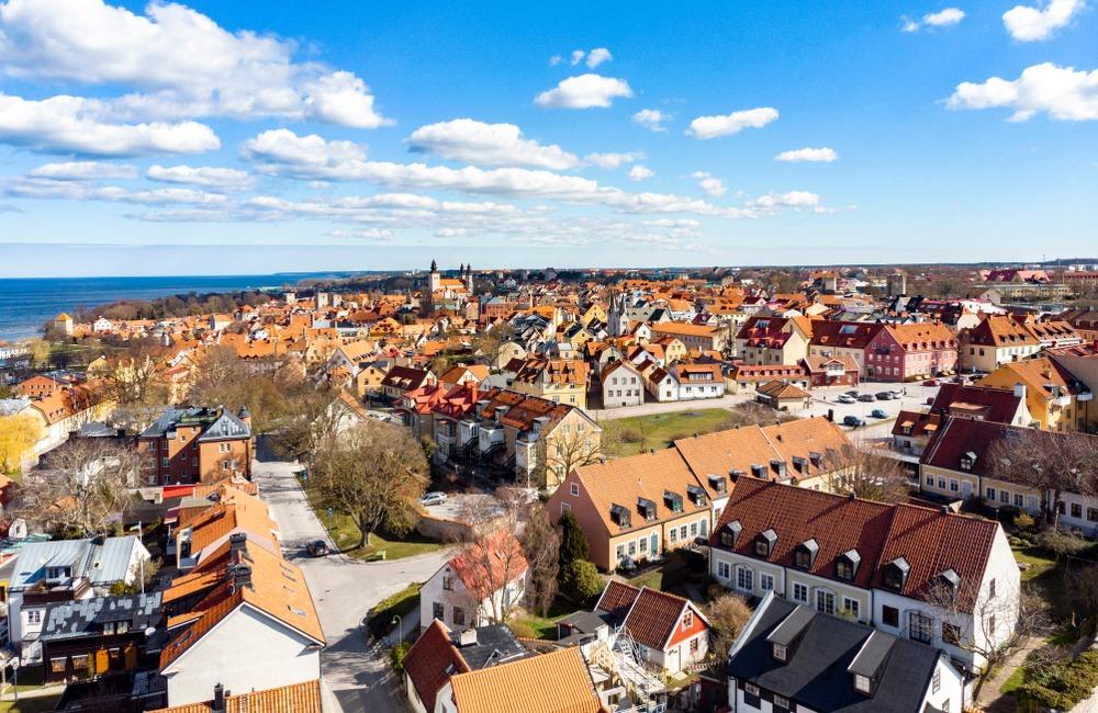 miasto Visby