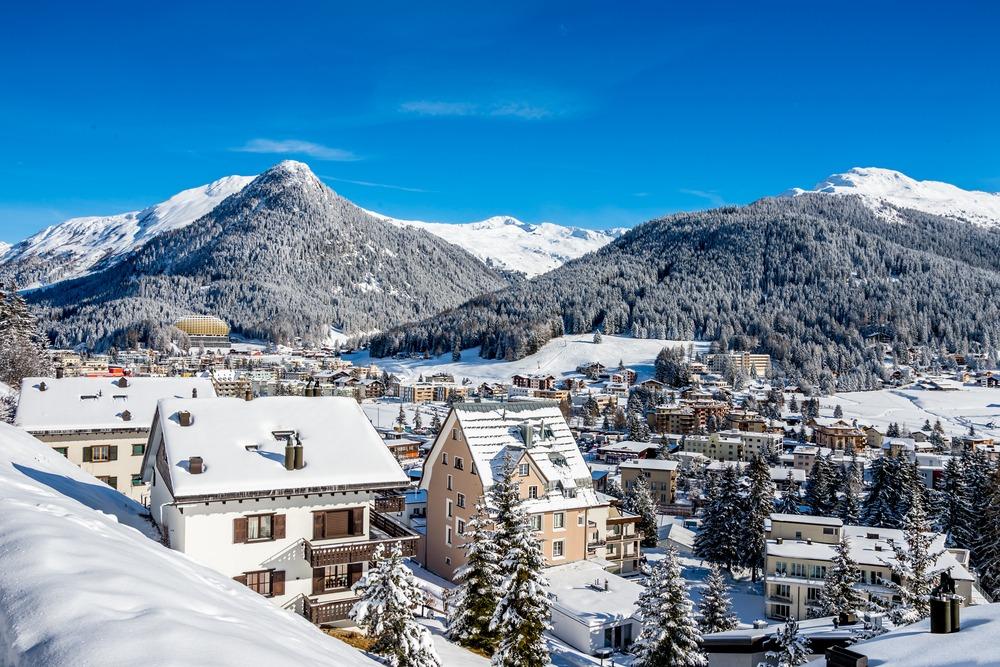 Davos, Szwajcaria