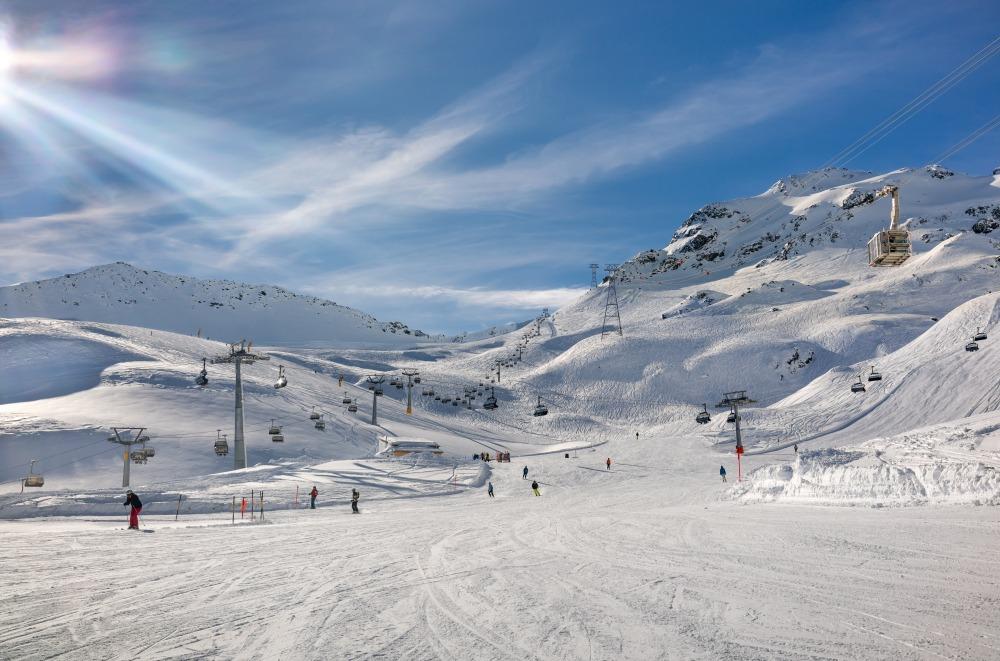 Stoki narciarskie Szwajcaria