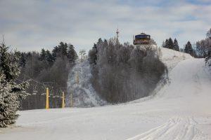 Warmińsko-Mazurksie stoki narciarskie