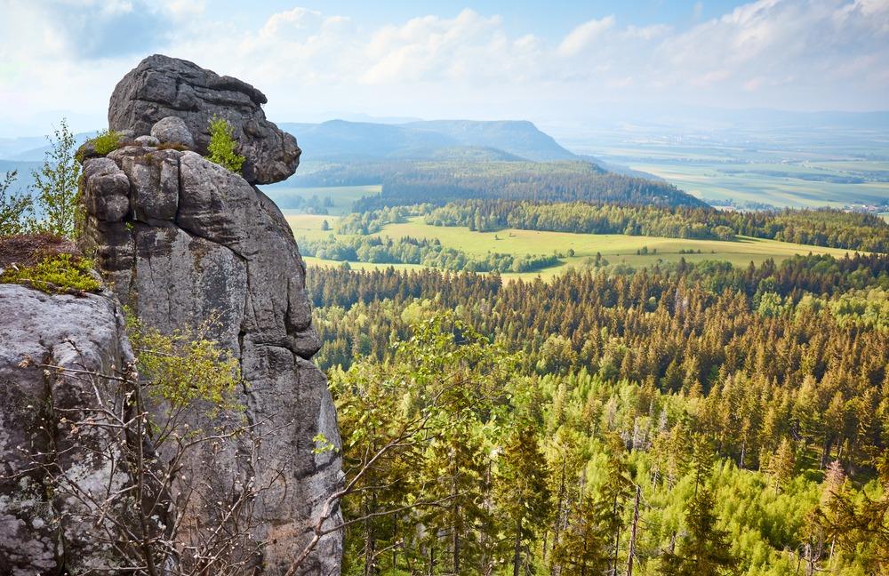 gór stołowych park narodowy