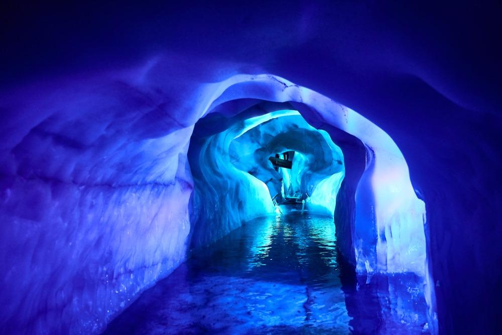 hintertux lodowiec