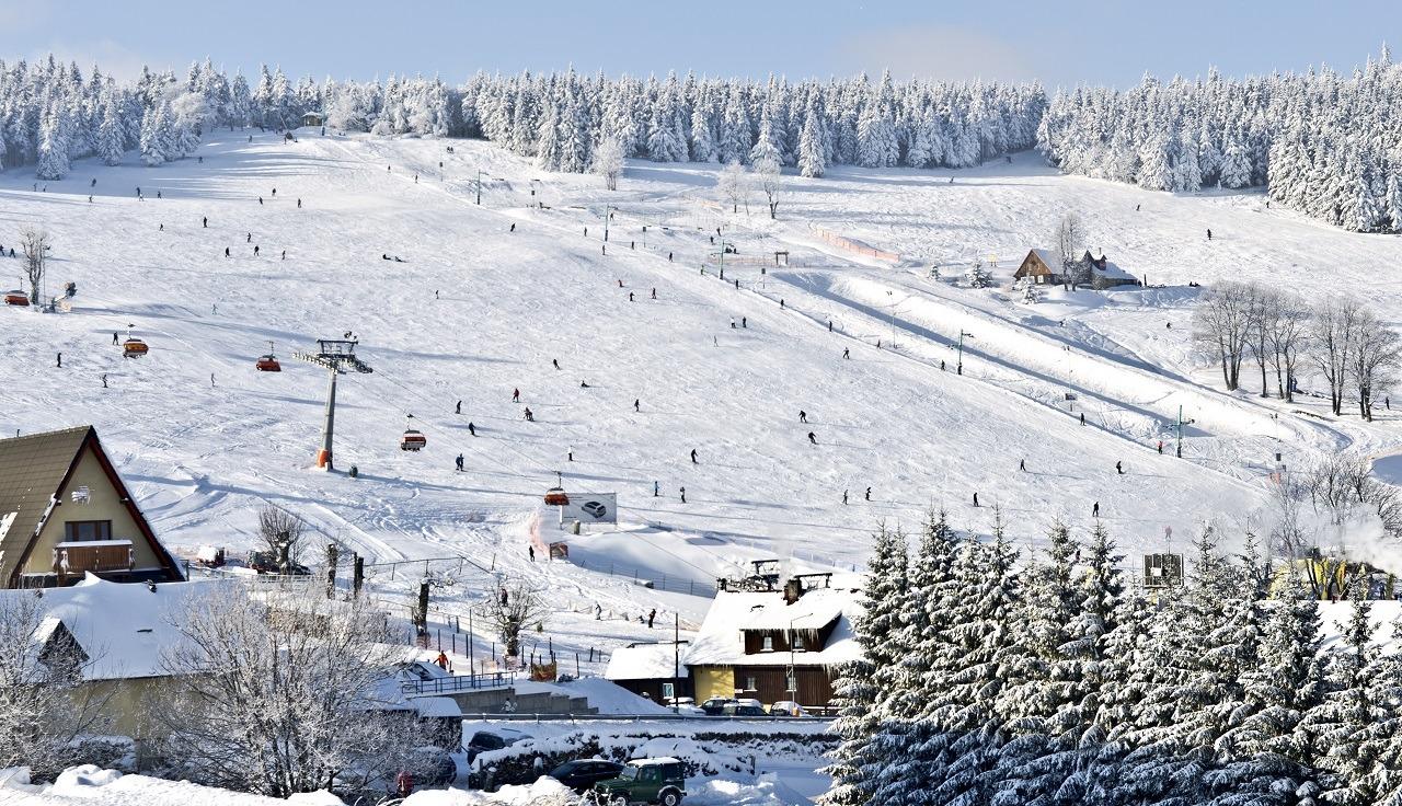 zieleniec ski
