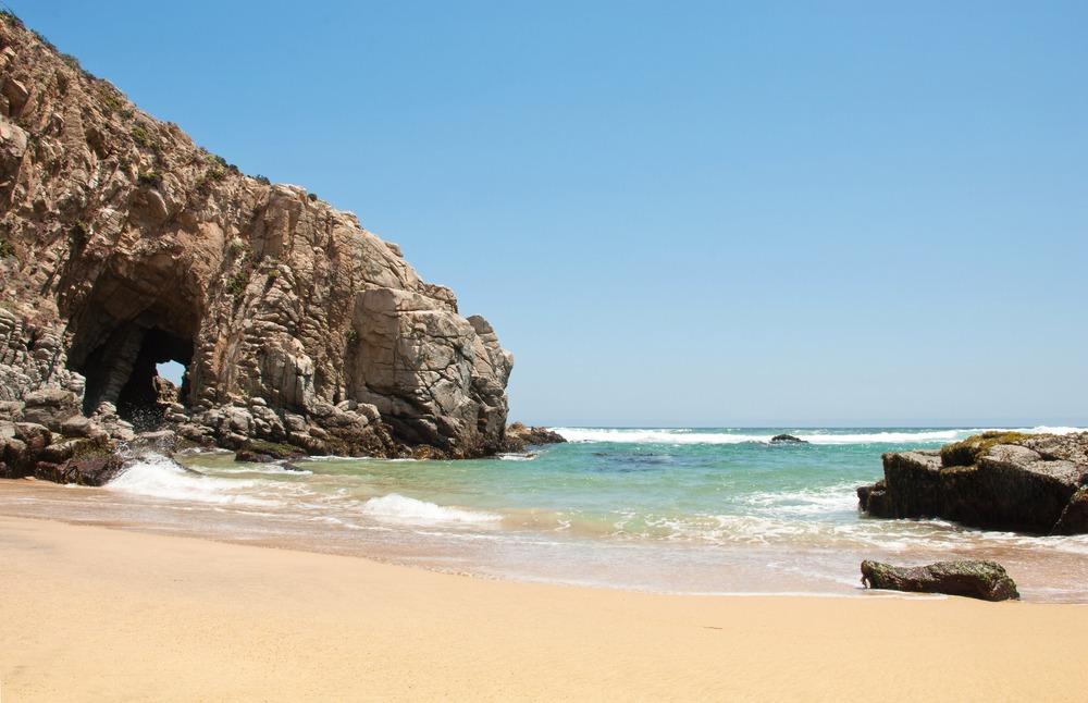 Plaża chile